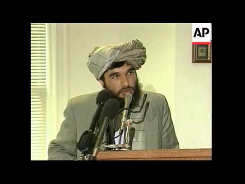 USA: Taliban: Unable to resolve Osama bin Laden with the U-S.