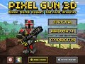 Pixel Gun 3D (Minecraft Style) Multiplayer iOS Review w/ Minigun Gameplay