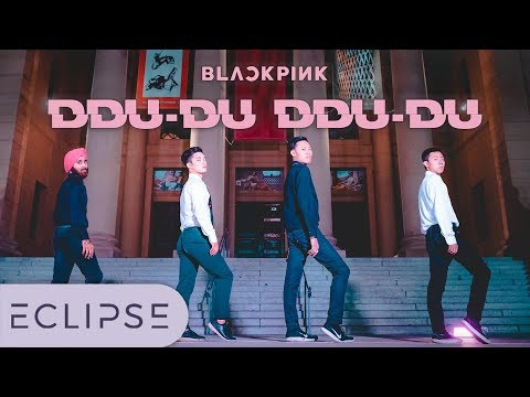 [ECLIPSE] BLACKPINK - DDU-DU DDU-DU (뚜두뚜두) Full Dance Cover (Male Version)
