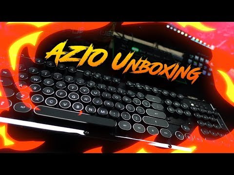 Azio Corp Care Package Unboxing!