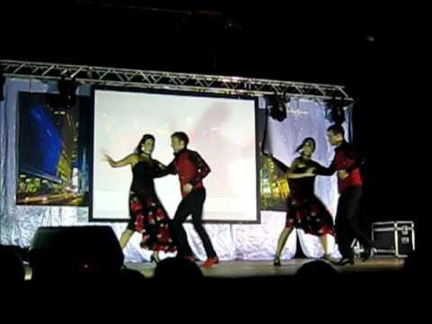 Spanish Harlem Dance Company- A mi Manera - Formaz...