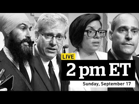 CBC News special: NDP leadership 2017
