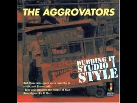 The Aggrovators - Dubbing It Studio 1 Style (Full Album)