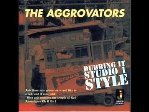 The Aggrovators - Dubbing It Studio 1 Style (Full Album)