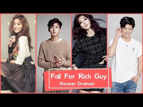 Top 20 Poor Girl - Rich Guy Korean Dramas