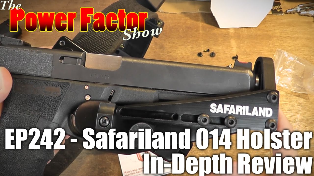 Episode 242 - Safariland 014 Holster In-depth Review