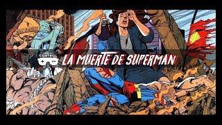 Fuera Del Control.- La Muerte de Superman