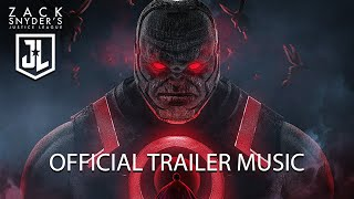 JUSTICE LEAGUE Snyder Cut - Official Trailer 2 Music Song (FULL VERSION THEME) |