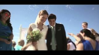 Свадьба На Санторини / Santorini / Wedding / Греция(Фильм о любви с заманчивым сценарием, в котором присутствует море любви, нежности и харизмы. Огромная благо..., 2015-06-19T08:50:13.000Z)
