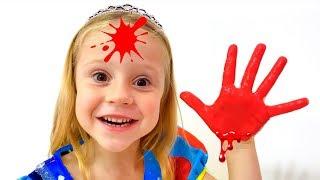 Nastya và các quy tắc ứng xử mới cho trẻ em