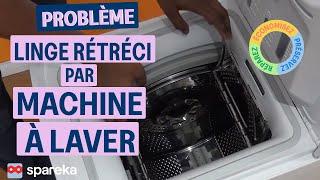 Linge Rétréci Machine a Laver