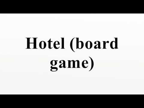 Hotel (board game)