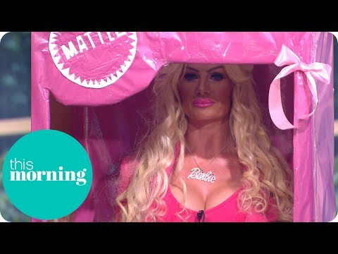 Mother Spends £100,000 to Look Like Barbie | This Morning