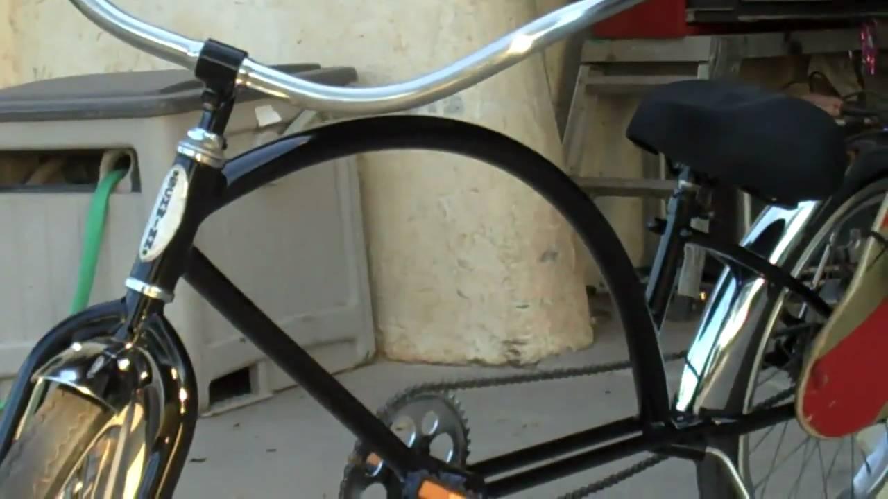 Stretch Bike Made For Adam Youtube