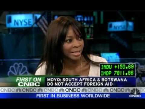 CNBC - Aid to Africa doing more harm than good?