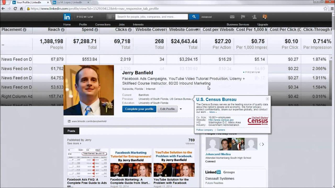 linkedin profile optimization tips tutorial and summary example linkedin profile optimization tips tutorial and summary example using my linkedin profile 2014