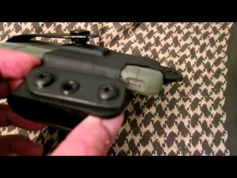 pretty nice 3bd55 8257e Kydex iPhone Carrier - YouTube