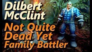 Dilbert McClint Not Quite Dead Yet Family Battler All Undead Pets