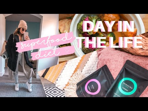 SUPERFOOD DIET, TROPEAKA PRODUCTS, HEALTHY EATS VANCOUVER | DAY IN THE LIFE