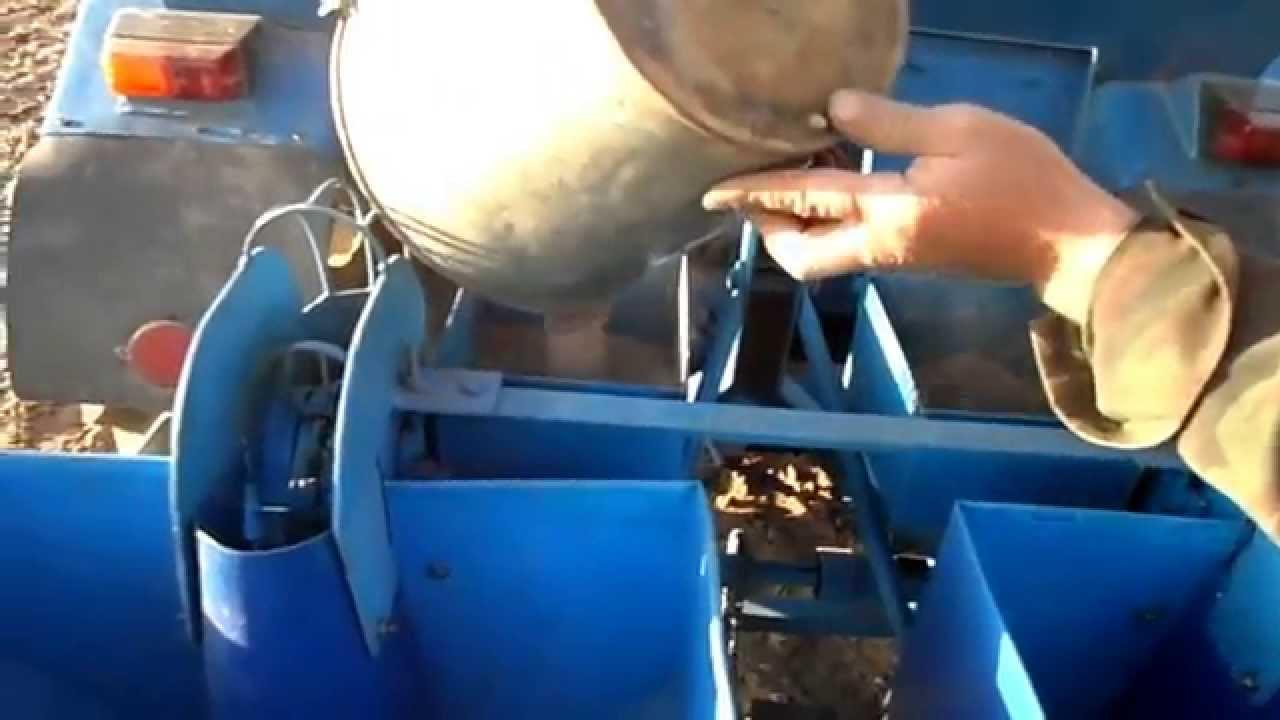инструкция картоплесажалка бомет