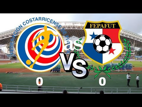 Deportes - Costa Rica 0 Vs Panama 0  (Eliminatorias Concacaf 2017)