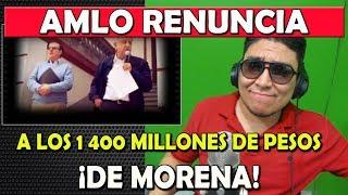 ¡SORPRENDENTE! Obrador Rechaza 1400 Millones de pesos - Campechaneando