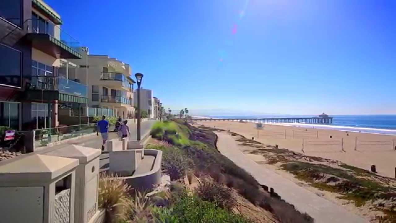 Hermosa Ca House Fish Beach