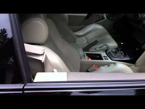 2004 G35 Coupe Door Lock Problem
