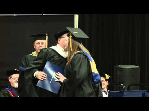 Texas A&M University Commerce Graduate Ceremony Dec17,2011