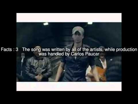 Bailando (Enrique Iglesias song) Top  #8 Facts
