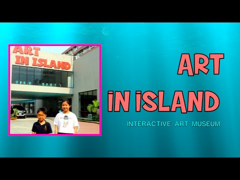 Wanderful: Fun and lots of photos at Art In Island | Cubao, Quezon City | Philippines