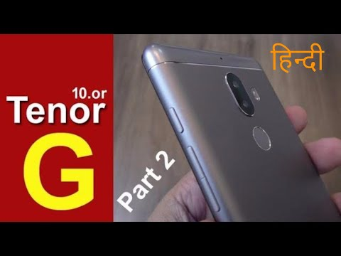 Tenor G (10.or G) Review (भाग 2) camera sample, battery life, कैसा है Rs. 10,999 मे? - 동영상