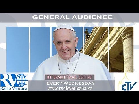 2017.04.12 General Audience