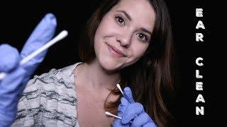 ASMR Intensive Ohrreinigung inklusive Hörtest👂EAR CLEANING ROLEPLAY [deutsch/german]
