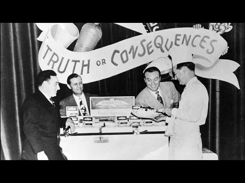 Truth or Consequences 11748 Guest is William Bendix