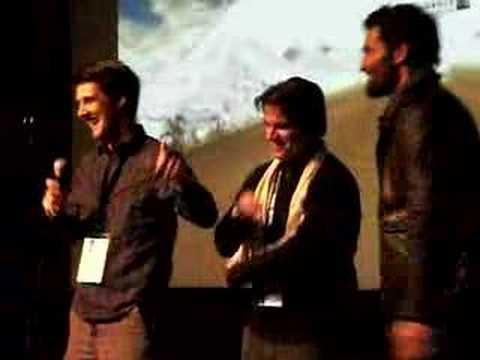 strangers at Sundance Q & A