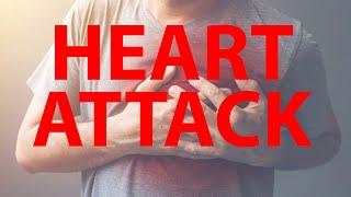 Apa itu HEART ATTACK!!! 10 makanan terbaik utk kawal serangan jantung