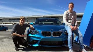 Der neue BMW M2 im Stuckbrüder-Check - GRIP - Folge 356 - RTL2