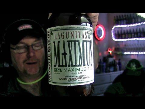 Lagunitas Maximus IPA (Beer Review 171)