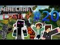 Minecraft Оцеляване | Daily | Еп. 20 | Построяваме водна пързалка