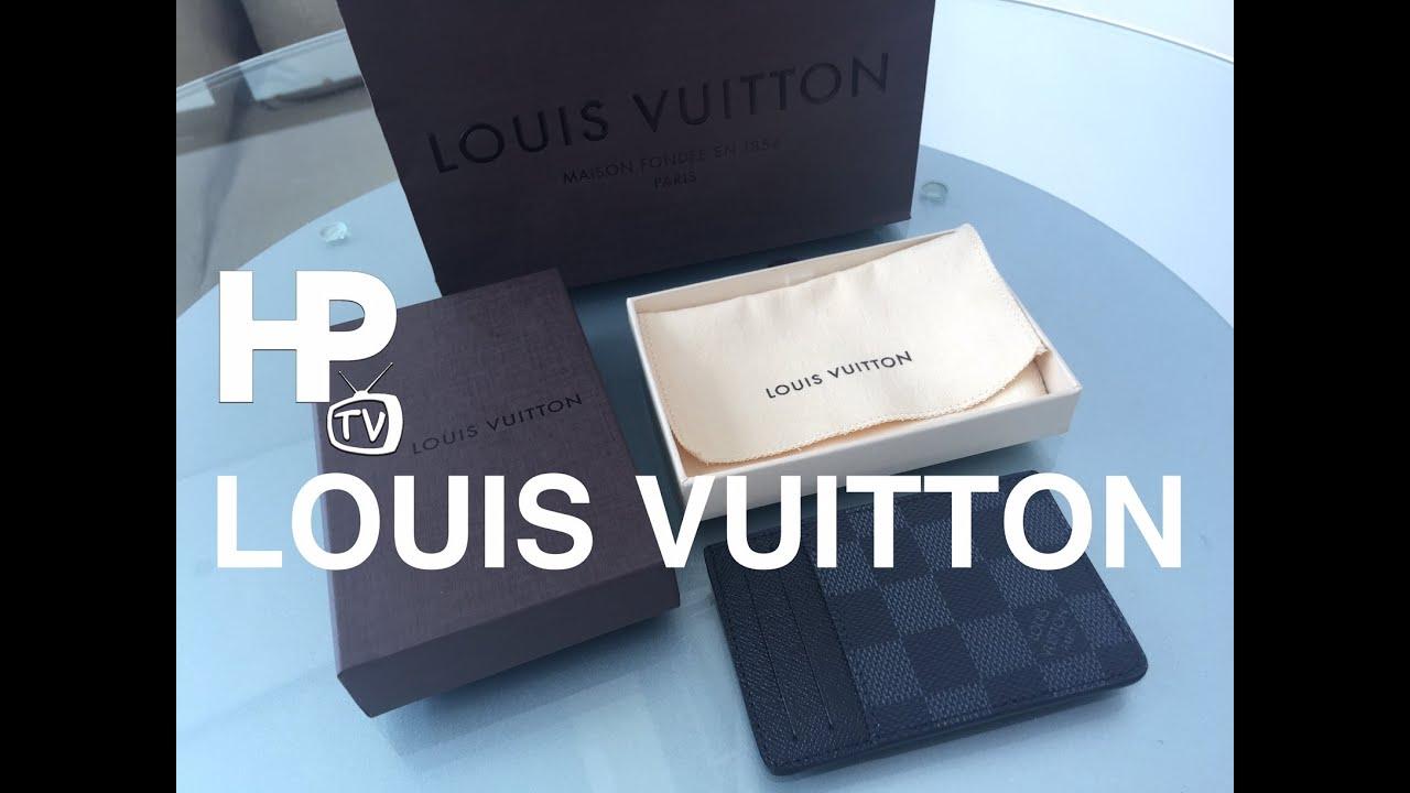 Louis Vuitton Neo Porte Cartes Mens Designer Wallet Makati Manila ...