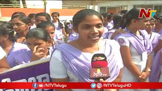 Rajahmundry Degree Students Reaction Over Disha Accused Encounter