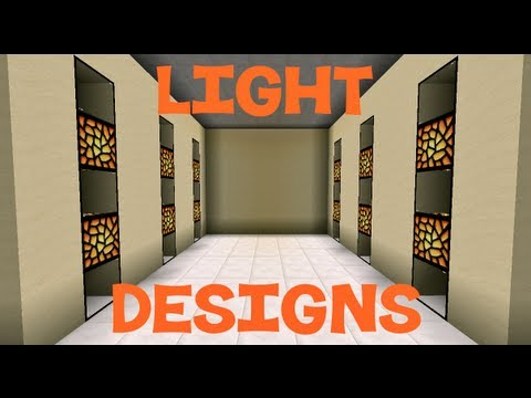 Minecraft: Light Designs