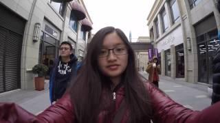 Shanghai Christmas Touring [GoPro HERO4]
