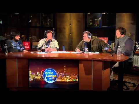 The Artie Lange Show - Brian Leonard - In The Studio