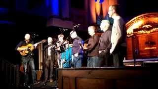 Tríona Ní Dhomhnaill joins Coda singing