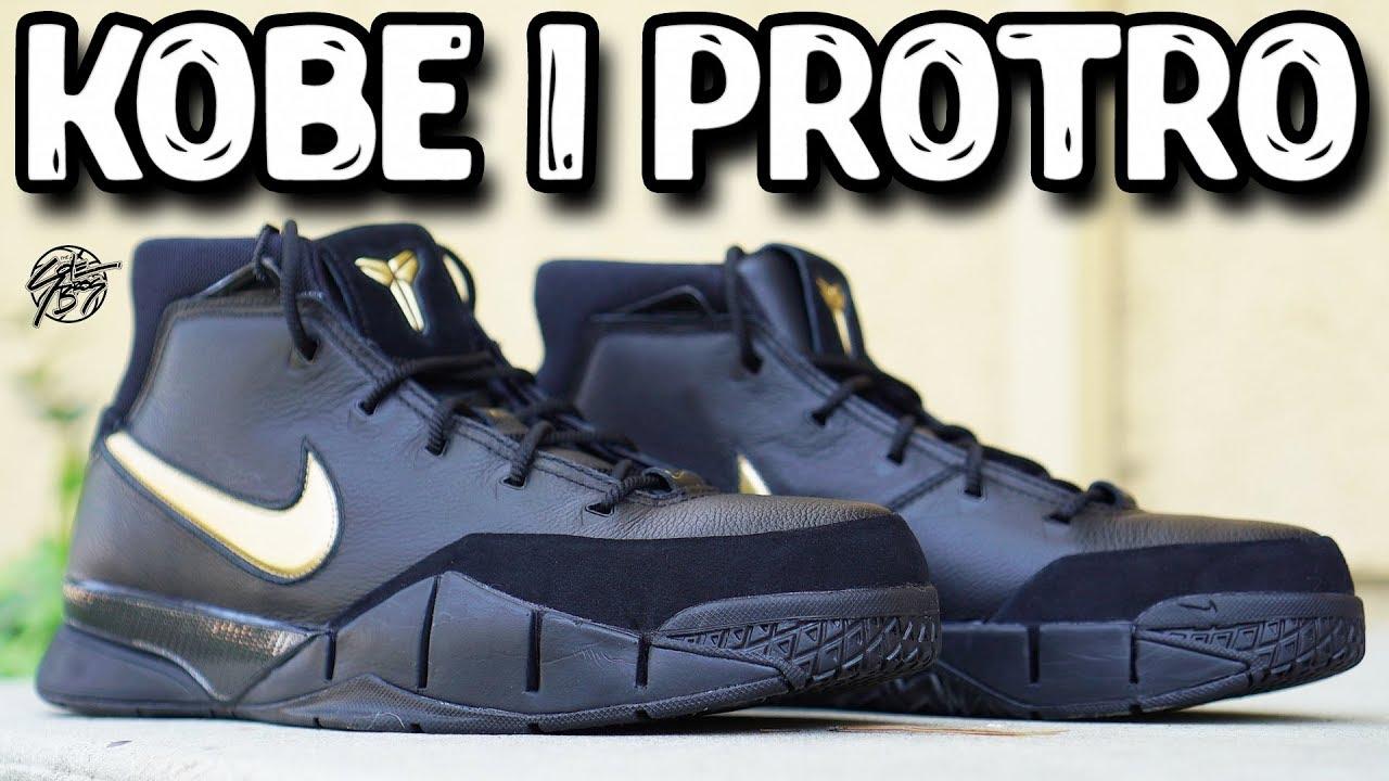 sneakers for cheap 12649 ea276 Nike Zoom Kobe 1 Protro