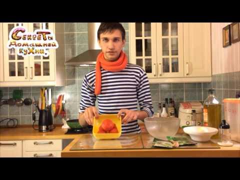 Томатный соус для макарон. Постный Рецепт 2017. Паста с томатным соусом. 3 Секрета.