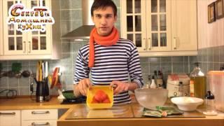 Томатный соус для макарон. Рецепт 2017. Паста с томатным соусом. 3 Секрета.