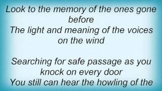 Little Feat - Voices On The Wind Lyrics